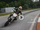 Supermoto vs. Kenan Sofuoglu - Speed wemsen vom  Feinsten