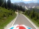 Jaufenpass, Pordoijoch - Supermotospaß in den Dolomiten (SM 610)