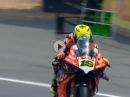 Superpole-Race Buriram (Thailand) SBK-WM 2019 Highlights - Bautista gewinnt Abbruchrennen