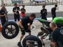 Superpole Suzuka 2017 Horst Saiger, Team Bolliger - Impressionen