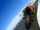 Superpolerace Magny Cours - SBK-WM 2019 Razgatlioglu siegt erneut