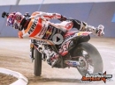 Superprestigio Barcelona DTX Dirt Track 2016 mit Top Stars