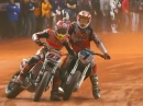 Superprestigio Barcelona: Marquez kollidiert und Abflug - Highlights