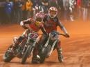 Superprestigio Barcelona: Marquez kollidiert und Abflug - Highlights