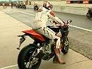 Supersportler Aprilia RSV4 - Fahrbericht aus Misano