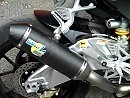 Supersportler Aprilia RSV4 R i.e. LeoVince SBK Factory Slip On EVO II Auspuffanlage