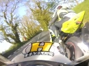 Supersportler auf Speed - TT2015 Training onboard - Vollgaaaaas