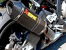 Supersportler BMW S1000RR Akrapovic Exhaust