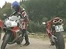 Supersportler Ducati 1098 S vs. Suzuki GSX-R 1000 - Motorradvergleichstest