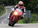 Supersportler Ducati 848 Evo Road Test via MCN