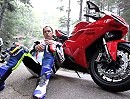 Supersportler Ducati 848 Evo vs Yamaha R6 vs Triumph Daytona 675