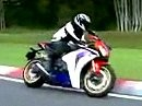 Supersportler Honda CBR1000RR - ABS - Fireblade 2010 offizielles Video