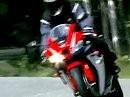 Supersportler Honda CBR600RR - ABS 2010 offizielles Video