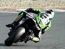 Supersportler Kawasaki Ninja ZX-10R 2011 - Bilder von Testfahrten in Autopolis