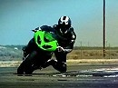 Supersportler Kawasaki Ninja ZX-6R 2010 offizielles Video