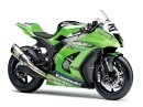 Supersportler Kawasaki ZX-10R - Ninja 2011