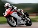 Supersportler MV Agusta F3 2012 erste Bilder und Fahraufnahmen aus Ecuyers