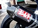 Supersportler Suzuki GSX-R 600 Yoshimura TRC Exhaust Sound