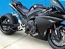 Supersportler Yamaha R1 330 mm Hinterreifen - gut für die Show, schlecht für die Renne