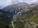 Susten-, Grimmsel-, Furkapass mit Drohne gefilmt