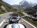 Susten Pass (Schweiz) von Wassen aus