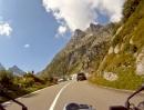 Sustenpass mit Moto Guzzi Griso 8V, genialer Originalsound