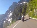 Sustenpass & Klausenpass (Schweiz) mit GreenPower