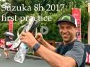 Suzuka 2017 Horst Saiger, Team Bolliger erstes freies Training