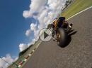 Suzuka onboard, GMT94 - David Checa auf Yamaha R1