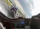 Tiefflug Suzuka onboard Lap Canepa vs Di Meglio GMT94 yess