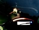 Suzuka onboard Lap Nachttraining - wie man sieht, sieht man nix!