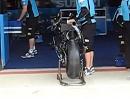 Suzuki 2011 GSVR WarmUp in Silverstone - Gepflegt was auf die Ohren