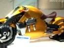 Suzuki Biplan Concept-Bike
