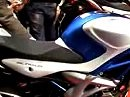 Suzuki Gladius 2009 - Präsentation in Paris