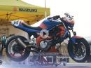 SUZUKI Gladius Trophy, der günstige Einstieg in den Rennsport von Jens Kuck Motolifestyle