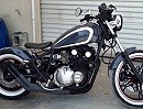 Suzuki GS650 Old School Bobber 1982 von Bare Bone Rides