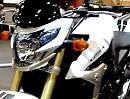 Suzuki GSR750 auf der Eicma 2010