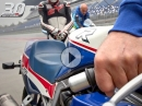 Suzuki GSX-R 1000: 30 Jahre Presse Event auf dem Lausitzring