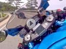 Suzuki GSX-R 1000 auf Ninja Jagd - Geiler Ritt