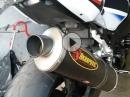 Suzuki GSX-R 1000 K3 Racing Titan Akrapovic Slip On
