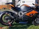 Suzuki GSX-R 1000 K5 mit Motec800 Ride by Wire
