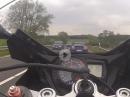 Suzuki GSX-R 1000 K5 vs. Porsche GT3 RS  Schmerzfrei von Altenahr nach Meckenheim
