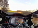 Suzuki GSX-R 1000 K6 Durchzug: 100 - 299km/h (Tacho) modifizierter Motor