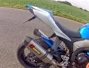 Suzuki GSX-R 1000 K9 Akrapovic Sound