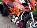 Suzuki GSX-R 1000 Turbo Custombike von RCC Sportbike ca. 400PS