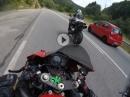 Heizer: Suzuki GSX-R 1000 vs. Yamaha R1 - Streetracing Bulgarien