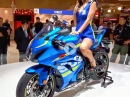 Suzuki GSX-R 1000 MY17 Walkaround Intermot 2016