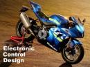 Suzuki GSX-R-1000/R - Elektronik zur Kontrolle von 200+ PS