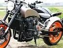 Suzuki GSX-R 1100 Streetfighter Custom von Nozem Motorbike
