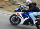 Suzuki GSX-R 600 vs. Whipple Mustang Cobra (585 PS) Zwei Versuche